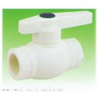 Quality PP-R Ball Valve with Plastic/PPR Pipe for sale