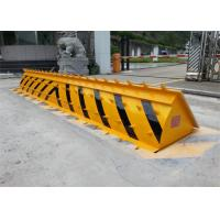 Quality 380 Voltage high speed anti bombing attack car road blockers roadway protection for sale