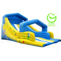 Quality 2016 hot sell giant  inflatable slide with 24months warranty GT-SAR-1625 for sale