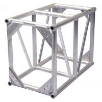 Buy Lightweight Truss Construction Silver Color Square Bolt Concert Lighting Truss at wholesale prices
