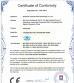 Shenzhen Yanhua Faith Technology Co., Ltd. Certifications