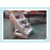 Quality Industrial Aluminum Profiles With Aluminum Stair and Platform Products for sale