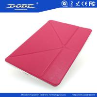 Quality Imitation leather PU Fashion colorful protective Case with stand for iPad Mini for sale