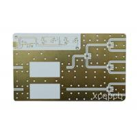 Quality RO4003 Rogers Fr4 Mix Laminate Multilayer PCB 6 Layer RO4003C Circuit Boards for sale