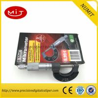 Quality Reliable Inside External Micrometer For Micron Measurement/Least Count of Micrometer/Bore micrometer for sale