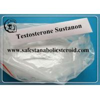 Quality Natural Muscle Growth Testosterone Steroid Powder Sustanon CAS 57-85-2 for sale