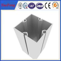 Quality 80mm Maxima extruded aluminium Profile for Exhibition Booth from china design for sale