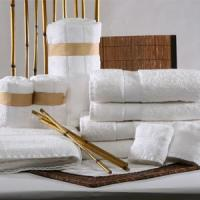 Quality egyptian cotton hotel hand towels for sale