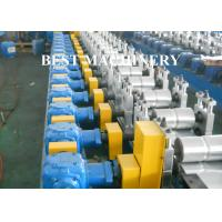 Buy PU foam roller shutter door roll forming machine automatic complate at wholesale prices