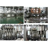 Buy cheap Drinking Water Production Plant/Filling Machine for Fruit Juice (CGFR) from wholesalers