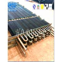 Quality Ss Boiler Fin Tube Spiral , Fin And Tube Heat Exchanger Energy Saving for sale