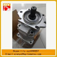Quality komatsu gear pump 705-11-38240 for loader for sale