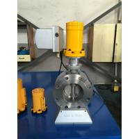 Quality Electro Hydraulic Marine Butterfly Valves For Ballast Water Mangement System for sale