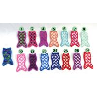 China New Design Summer Monogram Mermaid Popsicle Holder .Material is neoprene , size for free, Any color is ok on sale