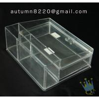 Quality BO (63) clear acrylic makeup case for sale