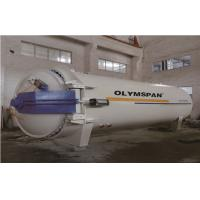 Quality Chemical Laminated Vulcanizing Autoclave Aerated Concrete / Autoclave Machine Φ2m for sale
