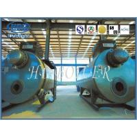 Quality Produce Superheatered And Saturated Steam Boiler Drum 100mm Thickness ASME Standard for sale