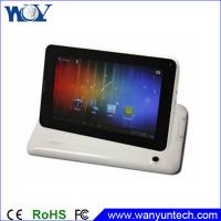 "Quality 7"" Allwinner Android Tablet pc A23 Dual core Dual camera with Bluetooth for sale"