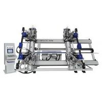 Quality Pvc Window Machine-CNC Vertical Four-point Welding Machine for sale
