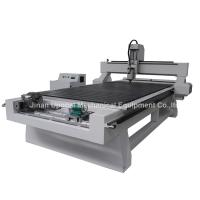 Quality 4 Axis CNC Wood Engraving Machine with Rotary Axis Fixed in X-axis for sale