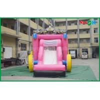 Quality 6 X 4m Commercial Childrens Bouncy Castle Hire Blow Up Bounce House for sale