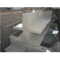 Quality Sag Cement Mill Liners 1.8 tons Pulp Inner Lifter For SAG Mills for sale