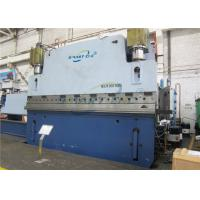 Quality 6m Heavy Duty CNC Hydraulic Press Brake Machine For 20mm Thickness Mild Steel for sale