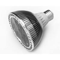 China Par30 LED Light Bulbs E27 , Replace 14w Sodium Lamp With Double Ball-Bearing Fan on sale