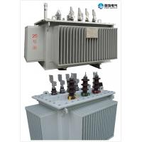 Quality High Efficiency , Oil Immersed Power Transformer , 6.6 KV - 315 KVA for sale