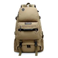 Polyester Men Military Tactical Backpack , 60L Outdoor Sports Bag For Climbing