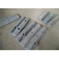 Quality Chrome-Mo Steel End Clamp Bars and Discharge Clamp Bars for Grinding Mill for sale
