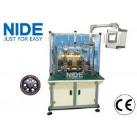 Quality Electric tool motor Wheel motor  automatic  stator coil winding machine with double stations for sale