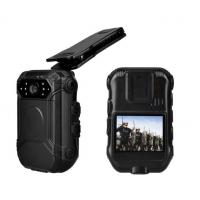 Quality New 2inch Touch Screen 4G Police Body Worn Body Cameras with software programs for sale
