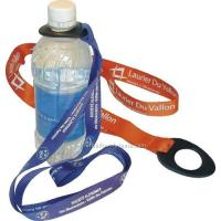 Quality Polyester Bottle Holder Lanyard for sale