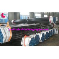 Quality API SPEC 5L Gr.X56 steel pipes for sale