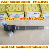 Quality BOSCH Original and New Injector 0445110269 /0445110270/ 96440397/15062057 for sale