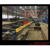Quality Original Design H Beam Flange Straightening Machinery for H Beam Production Line for sale