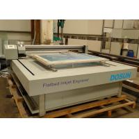 Quality Computer To Screen Flatbed Engraving Machine With High Speed Inkjet Head 5600mm × 3400mm Screen for sale
