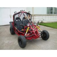 Quality Electric Motor Go Kart 150CC Single Seat Chain Drive with Four Wheels for sale