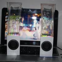 Quality Large water dancing speakers led water fountain speaker for sale