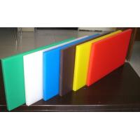 Quality flame retardant hdpe flexible plastic plate 4feet x 8 feet pe board for sale