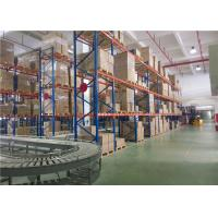 Quality High efficiency Pallet Warehouse Storage Racking Easy Assemble And Disassemble for sale