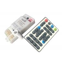 Quality Remote Control Microwave Motion Sensor Switch RF Wireless Cluster Control IP20 for sale