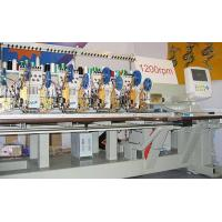 Quality 1200rpm Embroidery Machine for sale