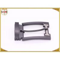 Quality SGS Approved Various Sizes Gunmetal Buckle for Belt with Reversible Clip for sale