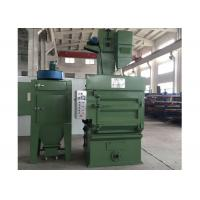 Quality High Cleaning Efficiency Tumble Shot Blasting Machine For Processing Mass - Produced Parts for sale