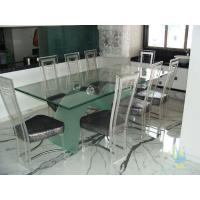 Quality FU (24) clear acrylic luxury furniture for sale