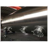 Buy 80 Gallon Vertical Air Compressor Reserve Tank Replacement For Water Treatment System at wholesale prices