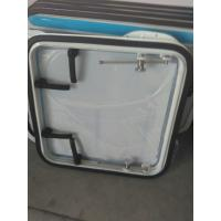 Quality Aluminum Material Frame Rectangular Openable Weathertight Boat Windows for sale