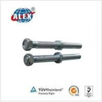 Quality High Quality Special Fastener Cutomized Anchor Bolt for Rail Road for sale
